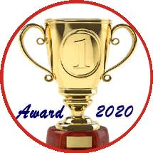 βραβεύσεις SEO 2020